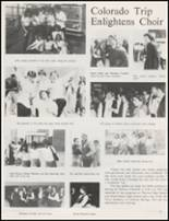 1982 Owasso High School Yearbook Page 136 & 137