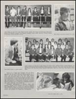 1982 Owasso High School Yearbook Page 154 & 155