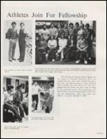 1982 Owasso High School Yearbook Page 160 & 161
