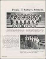 1982 Owasso High School Yearbook Page 162 & 163