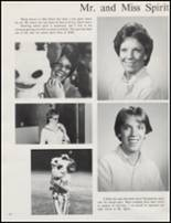 1982 Owasso High School Yearbook Page 182 & 183