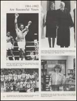 1982 Owasso High School Yearbook Page 188 & 189