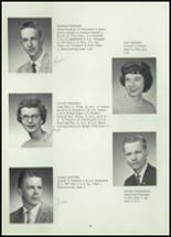 1962 Reeseville High School Yearbook Page 10 & 11