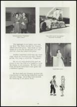 1962 Reeseville High School Yearbook Page 14 & 15