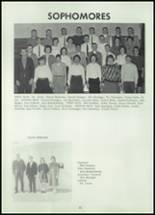 1962 Reeseville High School Yearbook Page 16 & 17