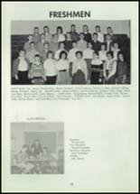 1962 Reeseville High School Yearbook Page 18 & 19