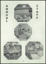 1962 Reeseville High School Yearbook Page 24 & 25