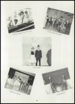 1962 Reeseville High School Yearbook Page 28 & 29
