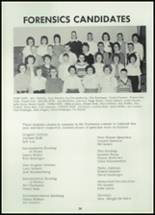 1962 Reeseville High School Yearbook Page 32 & 33
