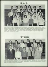 1962 Reeseville High School Yearbook Page 36 & 37