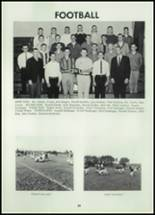 1962 Reeseville High School Yearbook Page 38 & 39