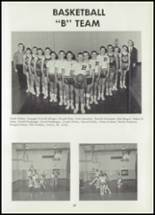 1962 Reeseville High School Yearbook Page 40 & 41