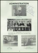 1962 Reeseville High School Yearbook Page 46 & 47