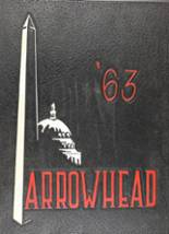 1963 Yearbook Northwood High School
