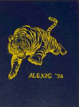 1974 Yearbook Alexis I. DuPont High School