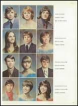 1975 Washington High School Yearbook Page 12 & 13
