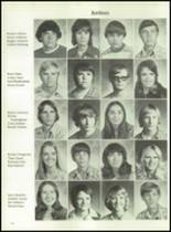 1975 Washington High School Yearbook Page 18 & 19