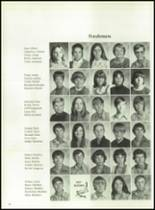 1975 Washington High School Yearbook Page 22 & 23