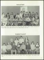 1975 Washington High School Yearbook Page 34 & 35