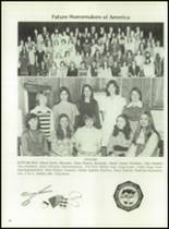 1975 Washington High School Yearbook Page 36 & 37