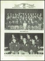 1975 Washington High School Yearbook Page 38 & 39
