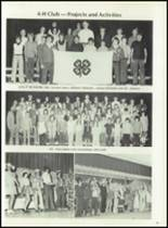 1975 Washington High School Yearbook Page 40 & 41