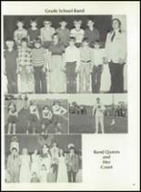 1975 Washington High School Yearbook Page 42 & 43