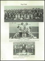 1975 Washington High School Yearbook Page 44 & 45