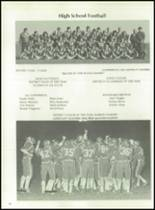 1975 Washington High School Yearbook Page 46 & 47