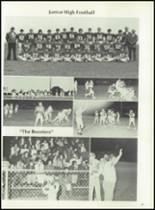 1975 Washington High School Yearbook Page 48 & 49