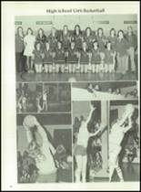 1975 Washington High School Yearbook Page 50 & 51