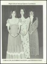 1975 Washington High School Yearbook Page 58 & 59