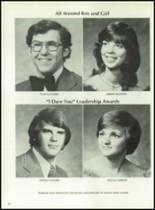 1975 Washington High School Yearbook Page 68 & 69