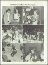 1975 Washington High School Yearbook Page 70 & 71