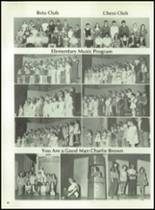 1975 Washington High School Yearbook Page 72 & 73