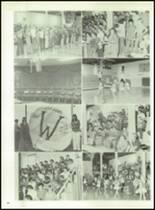 1975 Washington High School Yearbook Page 74 & 75