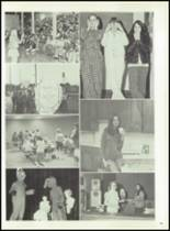 1975 Washington High School Yearbook Page 78 & 79