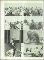 1975 Washington High School Yearbook Page 80 & 81