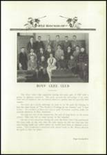 1926 West Winfield High School Yearbook Page 26 & 27