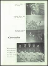 1967 Grandin High School Yearbook Page 10 & 11