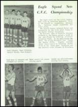 1967 Grandin High School Yearbook Page 14 & 15
