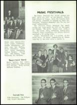 1967 Grandin High School Yearbook Page 20 & 21