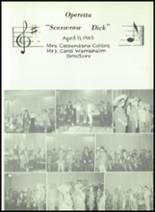 1967 Grandin High School Yearbook Page 22 & 23