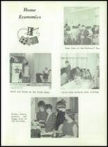 1967 Grandin High School Yearbook Page 24 & 25