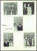 1967 Grandin High School Yearbook Page 28 & 29