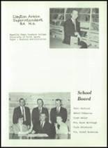 1967 Grandin High School Yearbook Page 34 & 35