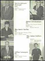 1967 Grandin High School Yearbook Page 36 & 37