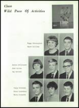 1967 Grandin High School Yearbook Page 44 & 45
