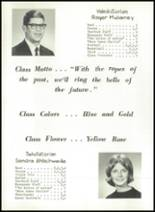 1967 Grandin High School Yearbook Page 48 & 49