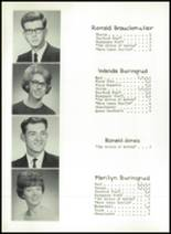 1967 Grandin High School Yearbook Page 50 & 51
